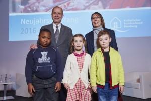 """Sonderförderung der Firma GTH zur """"Förderung des Schachspielens"""" an der Katholischen Schule Bergedorf"""