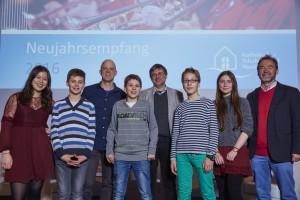 """1. Preis für die """"Nano AG"""" der Sankt Ansgar Schule"""
