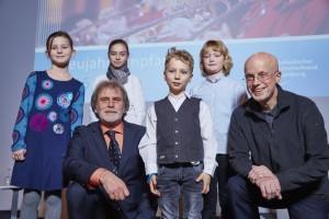 """Sonderförderung der Firma Tip-Top für das Projekt """"My Chair - ein Upcycling Stuhlprojekt"""" an der Katholischen Schule Hammer Kirche"""